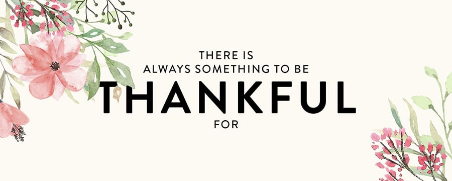 Yoga Jetzt Anmeldung - there is always something to be thankful for