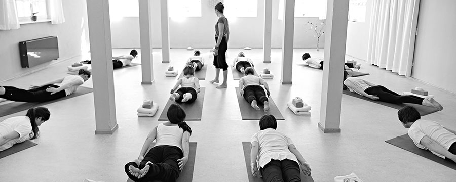 Yoga Kurse bei Yoga Jetzt