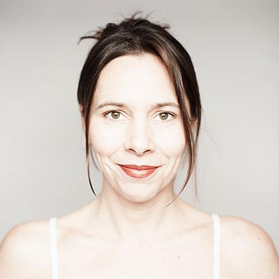 Nana Merz von Yoga Jetzt Portrait